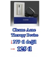 CLEANE ACNE THERAPY DEVİCE Sivilce Terapi