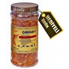 MNK Omega 3 Balık Yağı 200 Softgel