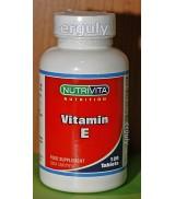 Nutrivita Nutrition Vitamin E